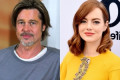 Emma Stone in Talks to Reunite with Her La La Land Director — and Brad Pitt Might Star!