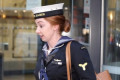 Sailor 'slapped and pinched' colleague after allegedly making her own complaint