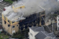 Suspected arson in Japan anime studio leaves up to 13 dead