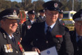 Young firefighter graduate joins family on frontline