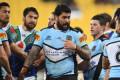 Fifita let heart rule head: Cronulla coach