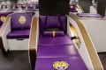 LSU's ridiculous new football locker room has sleep pods for every player