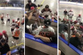 Ontario Lacrosse Association Playoff Game Turns Into Massive, Chaotic Brawl