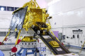 India successfully launches its first lunar lander bound for the Moon