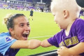 Boy Shares Sweet 'Fist Bump' With Pro Soccer Player Who Also Has No Forearm