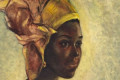 Nigerian artist Ben Enwonwu's discovered portrait worth $200,000