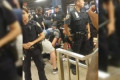 Straphanger Shoved Onto Subway Tracks In NoHo, Police Say
