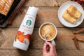 Starbucks is releasing a Pumpkin Spice Creamer so you can make your favorite fall drinks at home