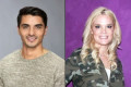 90 Day Fiance's Ashley Martson Flirts With Bachelorette's Christian Estrada