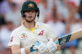 Cricket-Smith again frustrates England to leave Ashes opener finely balanced