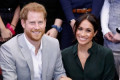 Prince Harry sends Meghan Markle special message on her first birthday as a mum