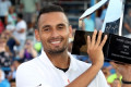 Kyrgios claims Washington title in straight sets