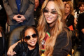 Blue Ivy Carter Is Still Shushing Beyoncé In Public