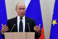 Putin calls for talks after Trump pulls out of nuclear arms agreement