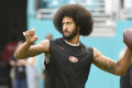 Colin Kaepernick sends message to NFL teams with intense workout video: 'Still ready'
