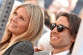 Gwyneth Paltrow reveals she and husband Brad Falchuk are finally moving in together a YEAR after they wed