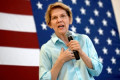 Warren Joins O'Rourke in Calling Trump a White Supremacist