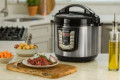 Cook all the things with this 8-quart pressure cooker for $50