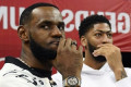 Shams: LeBron James 'extremely serious-minded' about Vegas mini-camp for Lakers
