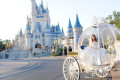 Yes, You Can Take Wedding Photos at Disney, and Stops Include the Castle and Haunted Mansion
