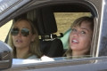 Miley Cyrus Grabs Lunch With Kaitlynn Carter and Mom Tish in LA -- Pics