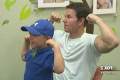 Mark Wahlberg Makes Young Cancer Survivor's Dreams Come True With Surprise Hospital Visit