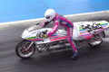 Watch This Rocket-Powered Bike Fly Down the Quarter-Mile in Under Six Seconds