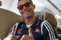 Cristiano Ronaldo urges Amazon awareness