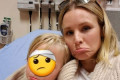 Kristen Bell's Daughter Rushed To Hospital After Accident Involving Car Door