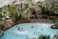 Young boy dies at Center Parcs in Longleat 'after falling ill at the holiday park's sub-tropical indoor pool'