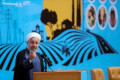 Iran's Rouhani says no talks with U.S. unless sanctions lifted
