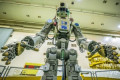 Spacecraft carrying Russia's first humanoid robot docks at ISS