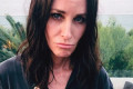 'Ouch': Courteney Cox Shows Off Her Friends Shirt — But Half of Monica's Head Is Missing!