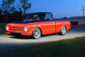 How a 1968 Chevy C10 Built to Compete Got to the Street