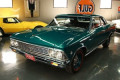 Immaculate 1966 Chevrolet Malibu Is A Mean Muscle Car