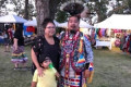 Powwow dancer pleads for safe return of stolen regalia