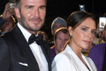 The Beckhams Just Matched in Classy Suits on the Red Carpet