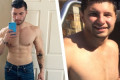 A Near Death Scare Motivated This Guy to Lose 50 Pounds and Get Ripped