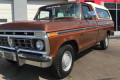 1976 Ford F-150 Diesel Prototype Was Ahead Of Its Time