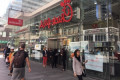 LGBTQ2, animal rights protesters overshadow grand opening of Chick-Fil-A in Toronto