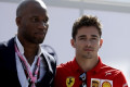 Leclerc takes pole position for Italian GP