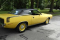 Rare '70 'Cuda Convertible Is A Ray Of Sunshine