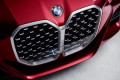 BMW Concept 4 goes a little too hard on the kidney grilles