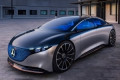 Mercedes EQS Concept: How the S-Class of Electric Cars Will Battle Tesla