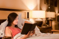 People Who Read Before Bed Not Only Sleep Better, But Eat More Healthily and Make More Money