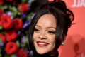 Rihanna Declares She's 'Really Happy' as She Steps Out at 5th Annual Diamond Ball