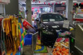 Shoppers have 'miracle' escape after car crashes through Dublin shop