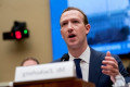 Facebook CEO Mark Zuckerberg heads to Washington