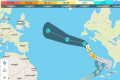 Irish weather forecast: 'Unsettled' conditions expected as Hurricane Humberto heads for Ireland
