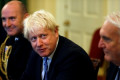 UK PM Johnson says some progress being made in Brexit talks